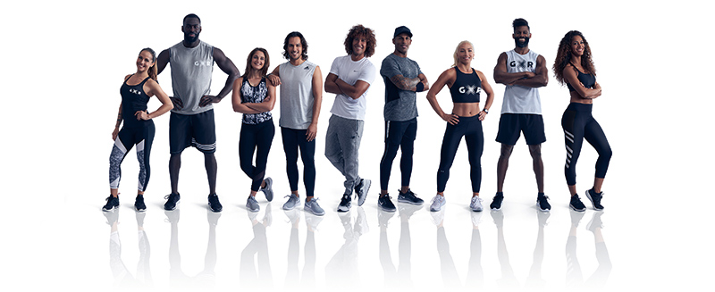 Basic Fit Trainer groep